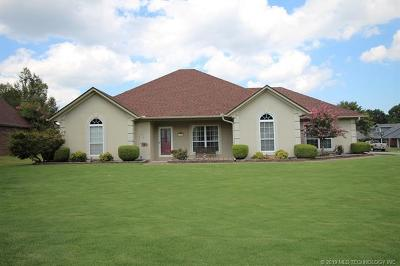 Poteau Single Family Home For Sale: 300 Witteville Road