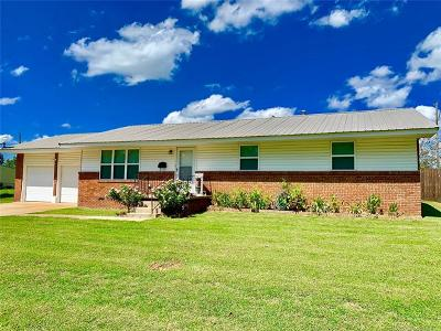 Ada Single Family Home For Sale: 13870 County Road 1556