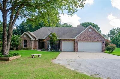Coweta Single Family Home For Sale: 16205 S 281 E Avenue