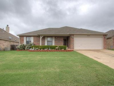 Sand Springs Single Family Home For Sale: 5315 Redbud Place