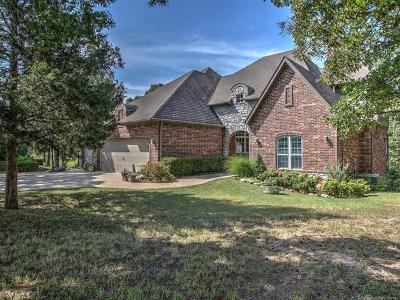 Sand Springs Single Family Home For Sale: 1576 Lakeside Ridge Drive