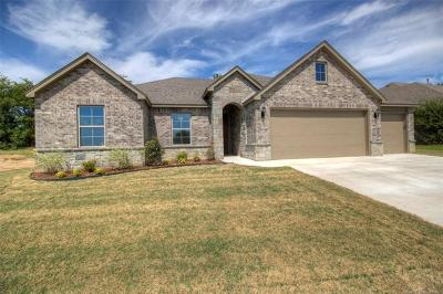 Claremore Single Family Home For Sale: 25204 Stonebridge Parkway