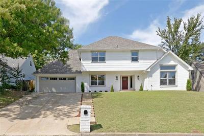 Tulsa Single Family Home For Sale: 6115 E 77th Street