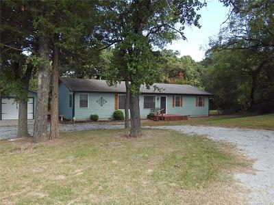 Ada Single Family Home For Sale: 10086 State Highway 19 Highway