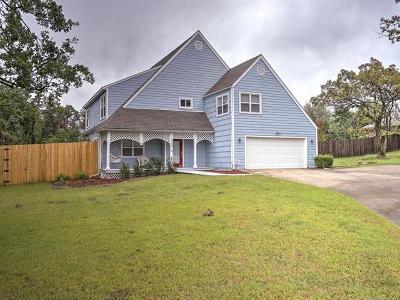Sapulpa Single Family Home For Sale: 3409 Woodmere Lane