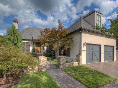 Tulsa OK Single Family Home For Sale: $630,000