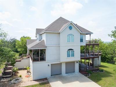 Skiatook Single Family Home For Sale: 15608 Horizon Drive