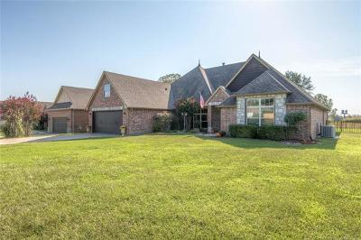 Claremore Single Family Home For Sale: 25587 Blackberry Boulevard