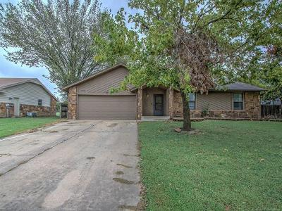 Jenks Single Family Home For Sale: 2959 W 112th Place S