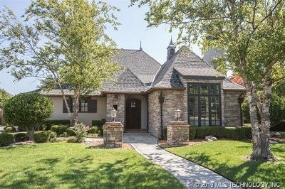 Tulsa Single Family Home For Sale: 7903 S 90th East Avenue
