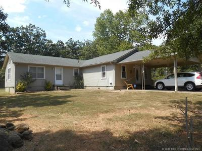 Poteau Single Family Home For Sale: 101 Todd Street