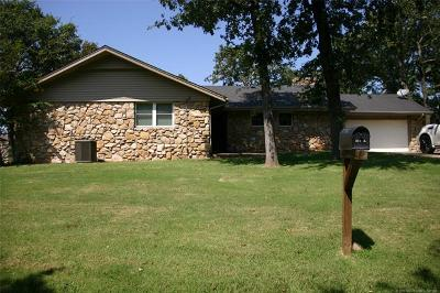 Sand Springs Single Family Home For Sale: 4 Lookout Lane