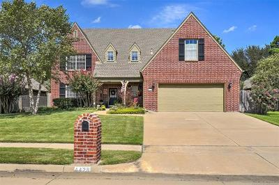 Rogers County, Mayes County, Tulsa County Single Family Home For Sale: 4428 W Freeport Place