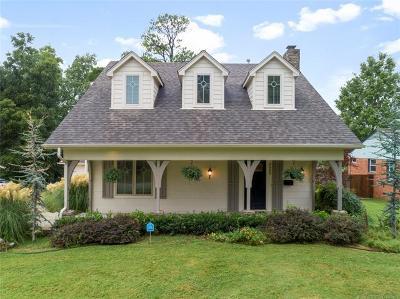 Tulsa Single Family Home For Sale: 3532 S Utica Avenue