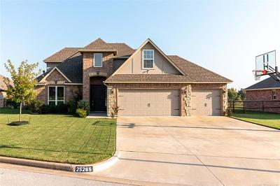 Claremore OK Single Family Home For Sale: $300,000