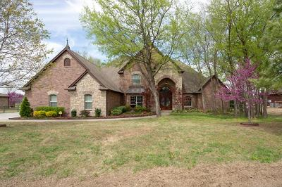 Owasso OK Single Family Home For Sale: $515,000