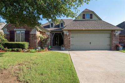 Glenpool OK Single Family Home For Sale: $218,750