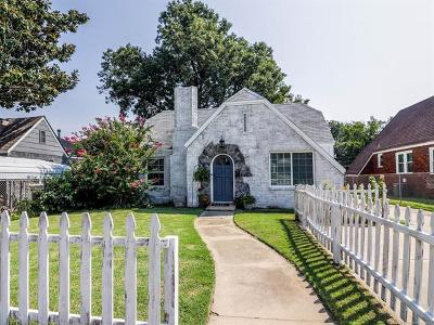 Tulsa Single Family Home For Sale: 2423 N Boston Place