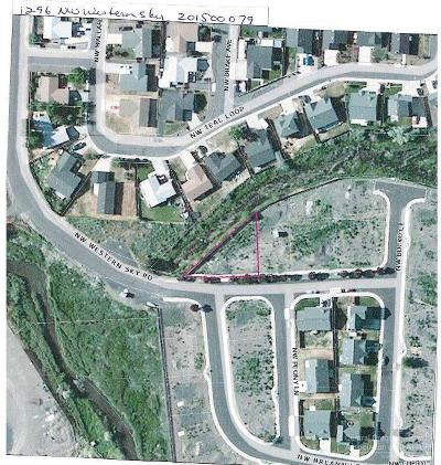 Prineville Residential Lots & Land For Sale: 1296 Northwest Western Sky Road