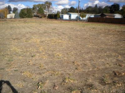 Metolius Residential Lots & Land For Sale: South Eighth Street