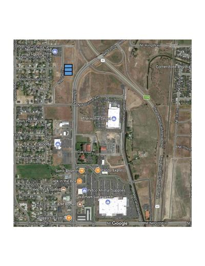 Redmond Residential Lots & Land For Sale: 2630 NW 7th Street