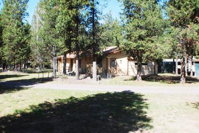 La Pine Single Family Home For Sale: 16010 Buena Vista Drive