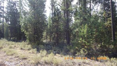 Crook County, Deschutes County, Jefferson County, Klamath County, Lake County Residential Lots & Land For Sale: 52418 Sunset Court