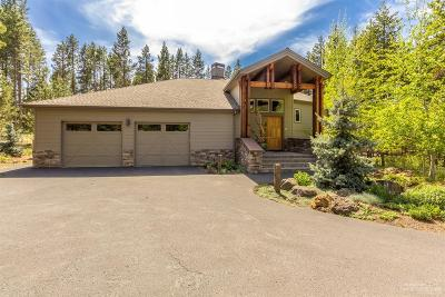 Sunriver Single Family Home For Sale: 9 Mt Rose Lane