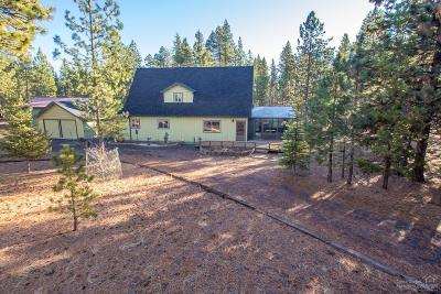 La Pine Single Family Home For Sale: 1721 Stetson Court