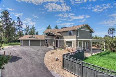 La Pine Single Family Home For Sale: 16767 Donner Place