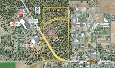 Sisters Residential Lots & Land For Sale: West Highway 20
