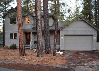 Sunriver Single Family Home For Sale: 4 Mink