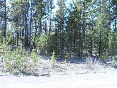 La Pine Residential Lots & Land For Sale: Parker Road