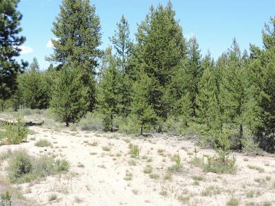 La Pine OR Residential Lots & Land Sold: $58,000