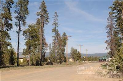 La Pine Residential Lots & Land For Sale: 52425 Railroad Street