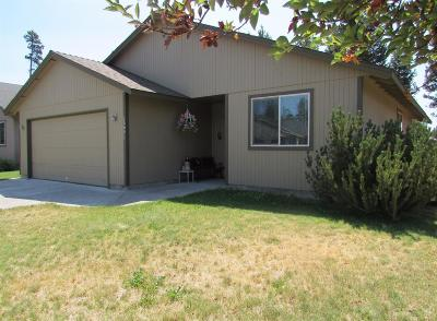 La Pine Single Family Home For Sale: 16491 Cassidy Drive