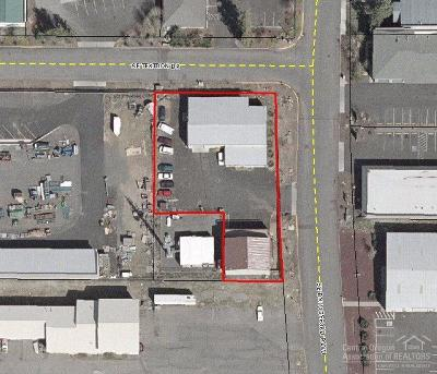 Bend Commercial For Sale: 105 Southeast Bridgeford Boulevard