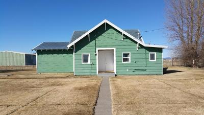 Fort Rock Single Family Home For Sale: 64645 Fort Rock Road