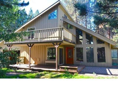 Sisters Single Family Home For Sale: 14835 Stagecoach