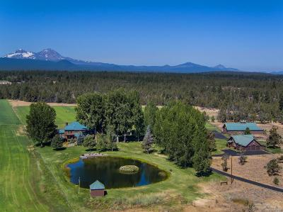 Bend Single Family Home For Sale: 63895 Johnson Road