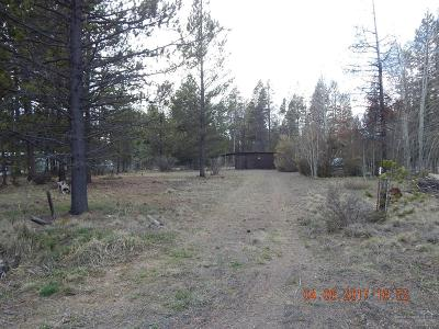 La Pine OR Residential Lots & Land Sold: $48,000