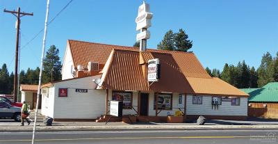 La Pine, Crescent, Gilchrist Business Opportunity For Sale: 136726 Hwy 97 N