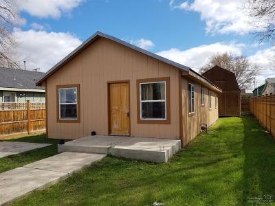 Prineville Single Family Home For Sale: 888 Northwest Ewen Street