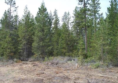 La Pine, Crescent, Gilchrist Residential Lots & Land For Sale: 16510 Finley Butte Road