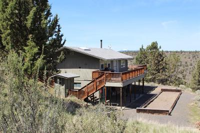 Culver Single Family Home For Sale: 11406 Southwest Upper Canyon Rim Drive
