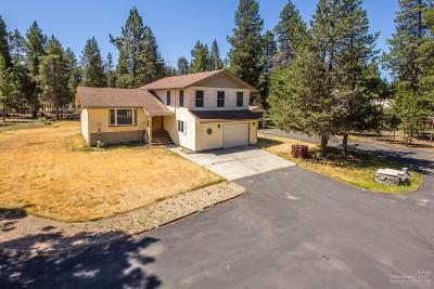 La Pine Single Family Home For Sale: 15967 Sunrise Boulevard