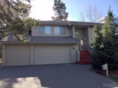 Sunriver Single Family Home For Sale: 19 Hickory Lane