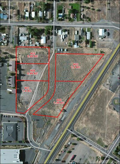 Madras Residential Lots & Land For Sale: Northeast 7th Street