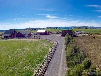 Prineville Farm & Ranch For Sale: 7401 Northwest Lamonta Road