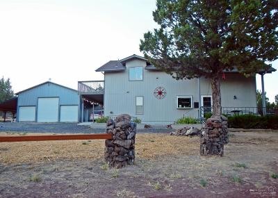 Prineville Single Family Home For Sale: 10111 Southeast Prairie Schooner Road